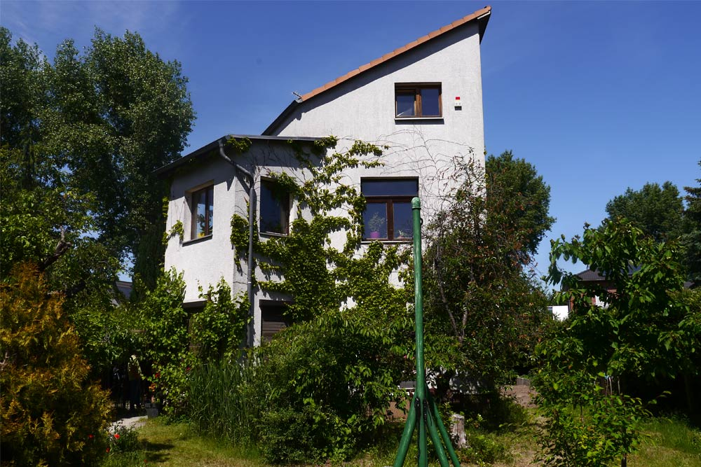 Einfamilienhaus Berlin-Biesdorf